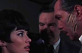 Torture garden film 1967