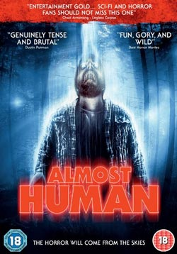 Almost Human horror movie 2013