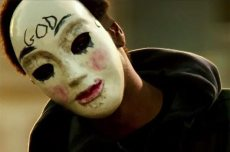the purge: anarchy mask horror movie
