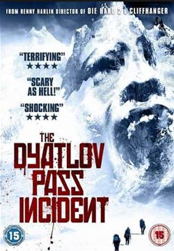 Dyatlov Pass Incident dvd cover film