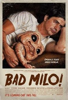 Bad Milo 2014 horror  movie
