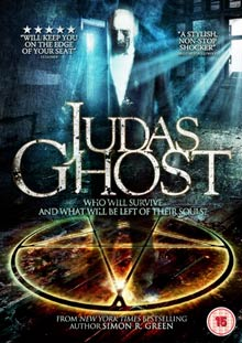 Judas Ghost 2015 cover film