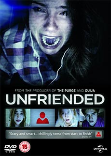 unfriended 2014 horror film