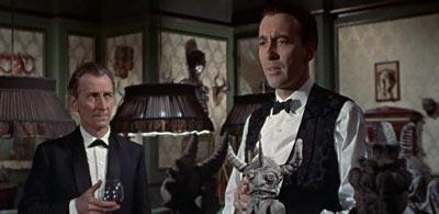 the skull horror film 1965