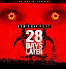 secret cinema 28 days later