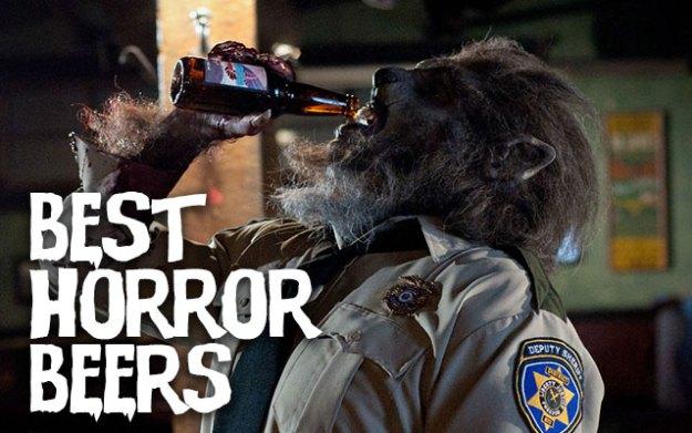 Best horror beers