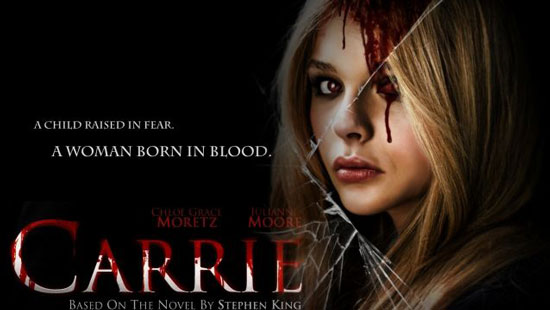 Carrie 2013 Netflix Stephen King