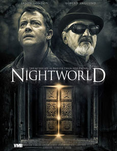 Nightworld 2017 Englund London