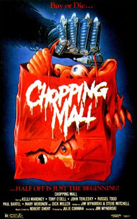 Chopping mall 1986 horror