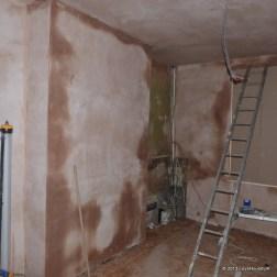 Living Room smooth walls