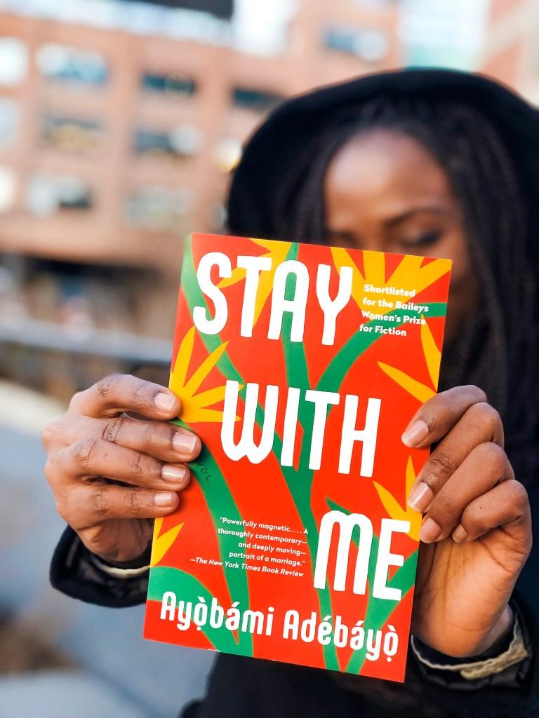 Stay with me by Ayobami Adebayo | Love Igho
