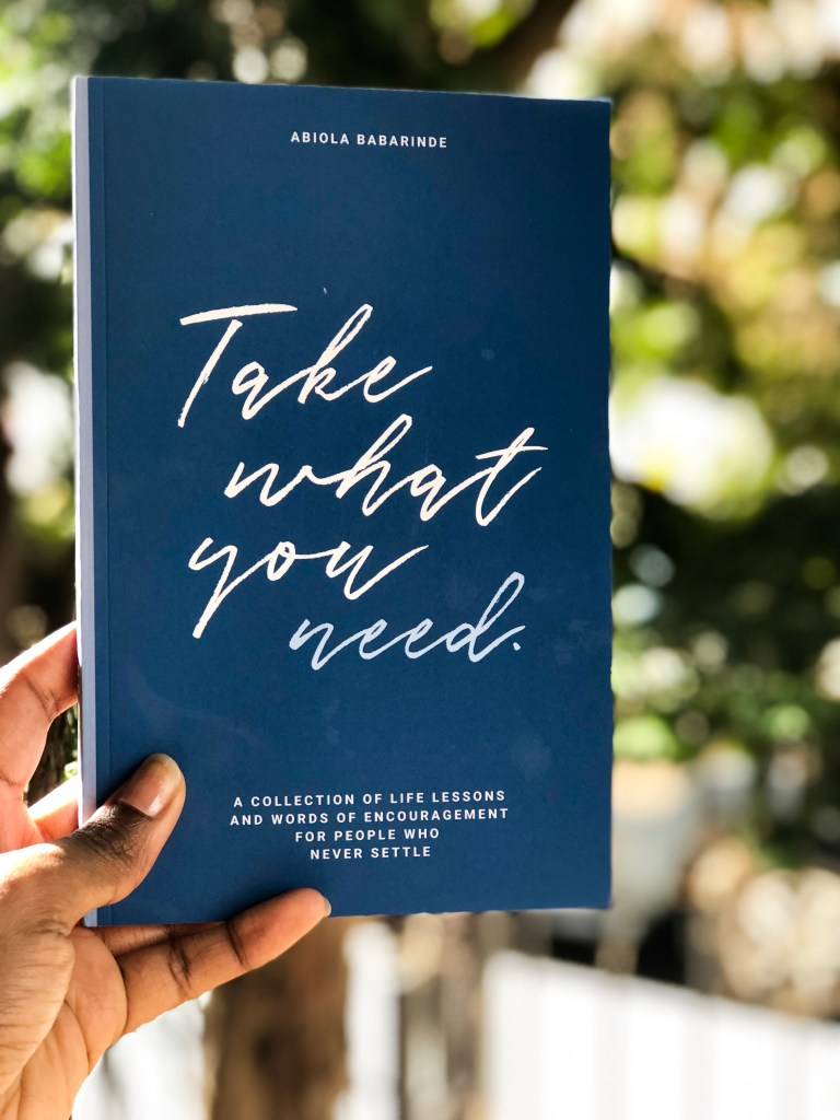 Take What You Need | 4 Things I'm Doing This Weekend | Love Igho