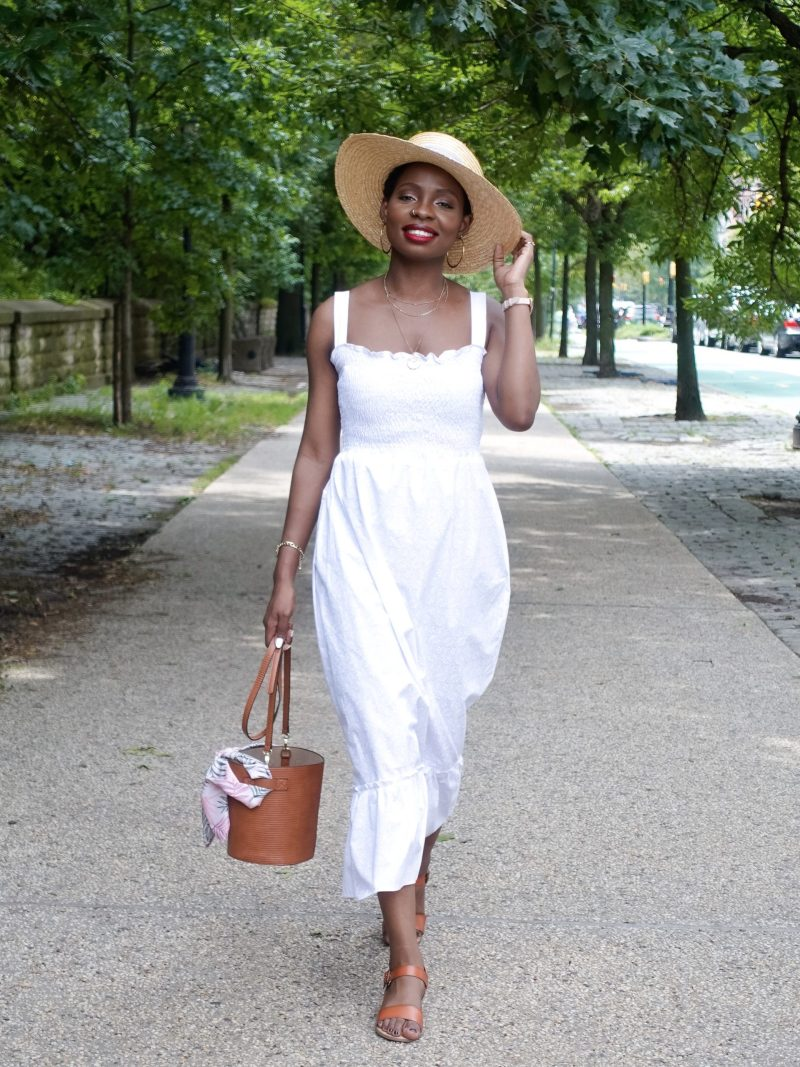 DIY Summer Dress From Scratch
