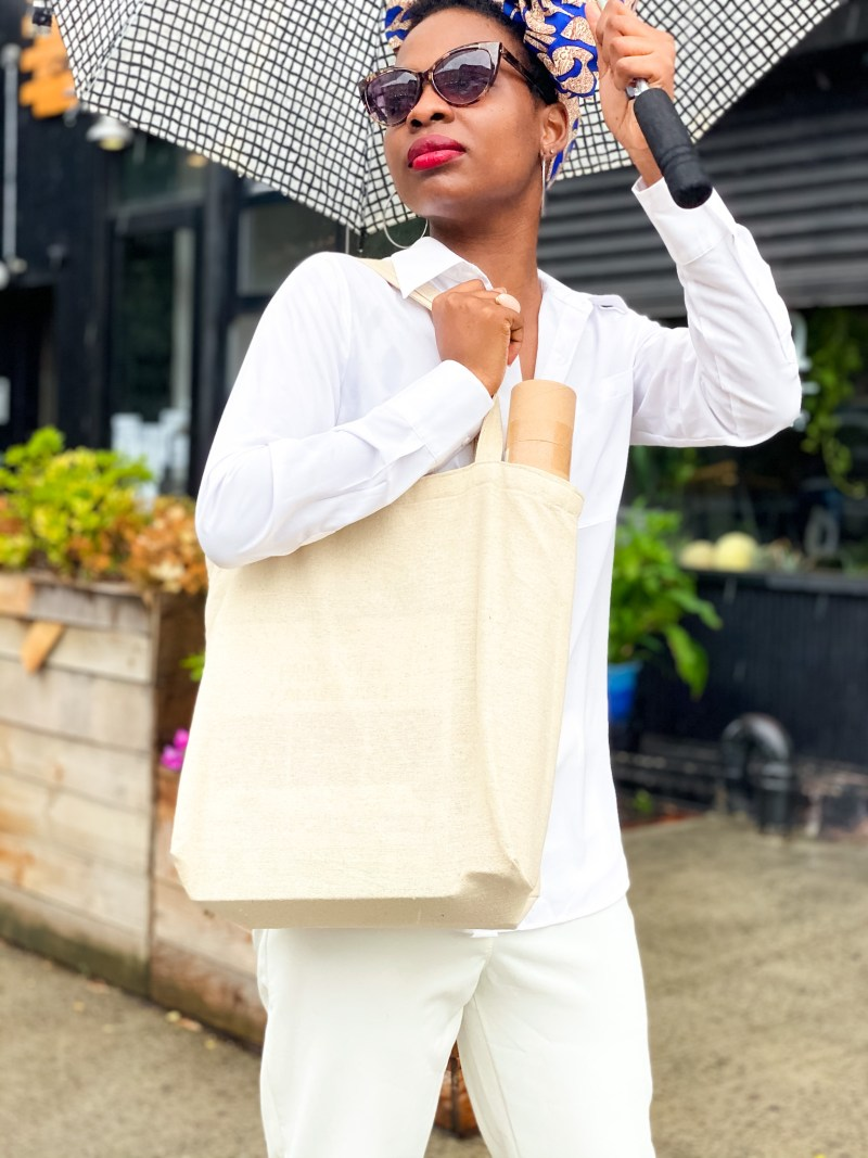 DIY: The Perfect TOTE BAG for Beginners