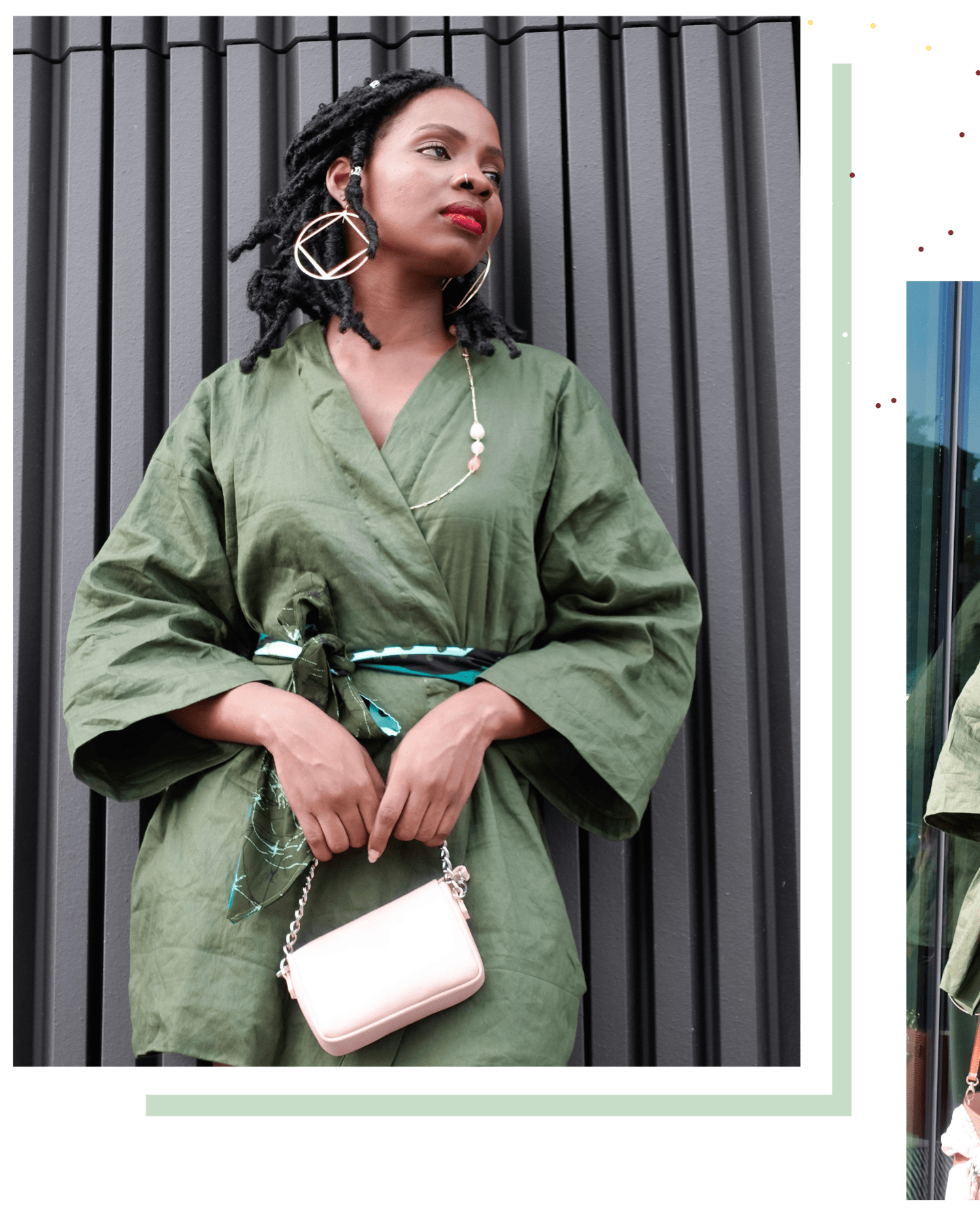 DIY Kimono Dress/Jacket | Love Igho