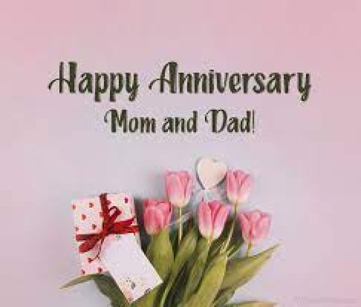 Happy Anniversary Quotes For Mom And Dad