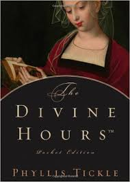 The Divine Hours, Pocket Edition, click here to buy on Amazon and support Love in a dangerous Time.