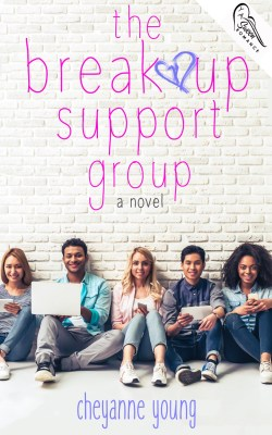 Excerpt: The Breakup Support Group by Cheyanne Young