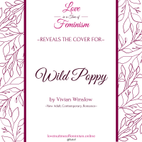 Cover Reveal: Wild Poppy by Vivian Winslow