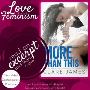 Excerpt: More Than This by Clare James