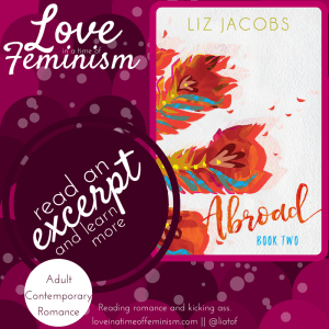 Excerpt: Abroad Book Two by Liz Jacobs