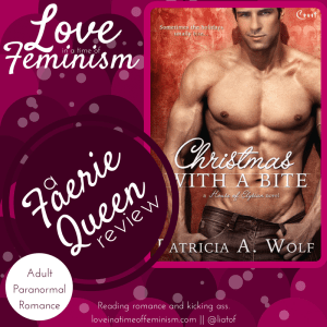 Review: Christmas with a Bite by Patricia A. Wolf