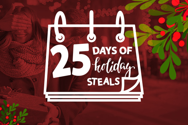 Entangled's 25 Days of Holiday Steals Begin Today!
