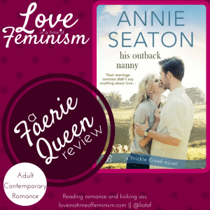 Review: His Outback Nanny by Annie Seaton