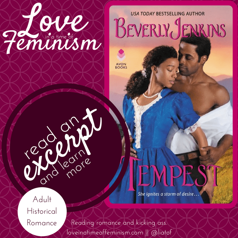 Excerpt: Tempest by Beverly Jenkins
