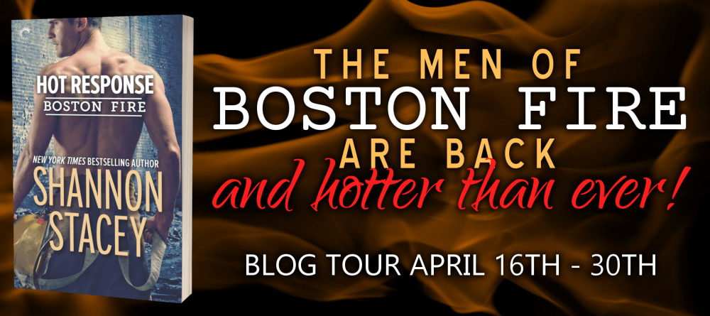 Review & Excerpt: Hot Response by Shannon Stacey