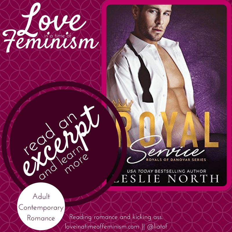 Excerpt: Royal Service by Leslie North