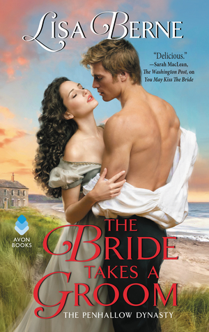 Review & Excerpt: The Bride Takes a Groom by Lisa Berne