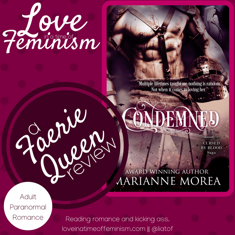 DNF Review: Condemned by Marianne Morea