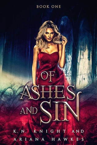 Excerpt & Giveaway: Of Ashes and Sin by Ariana Hawkes & K. N. Knight