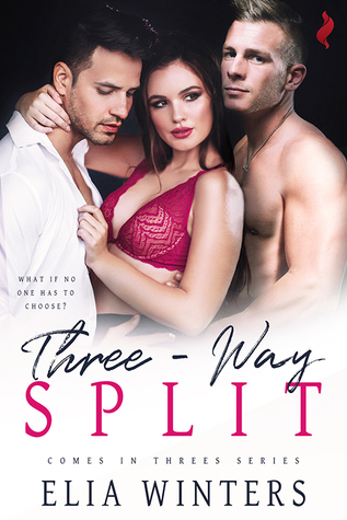 Review, First Chapter & Giveaway: Three-Way Split by Elia Winters