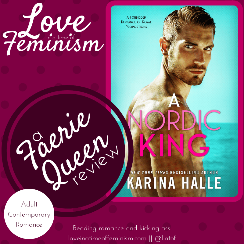 Review: A Nordic King by Karina Halle
