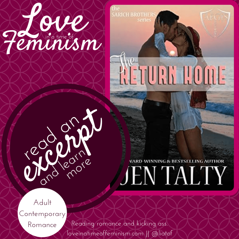First Chapter & Giveaway: The Return Home by Jen Talty