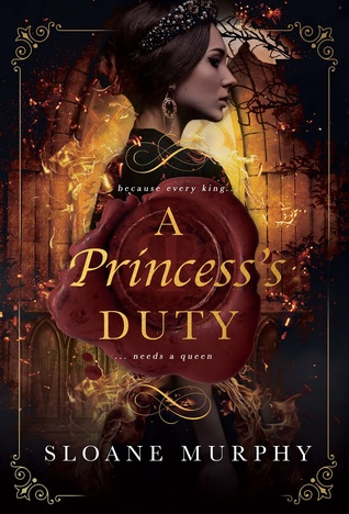 Excerpt: A Princess's Duty by Sloane Murphy