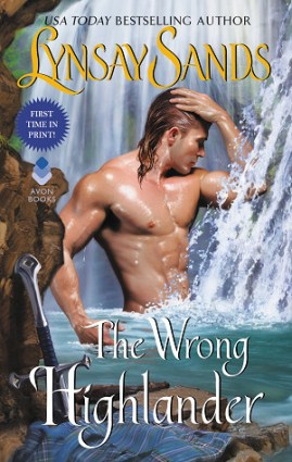 The Wrong Highlander cover