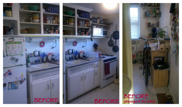 Kitchen Facelift – BEFORE