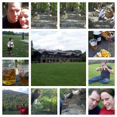 BIER Mountain and Laura's