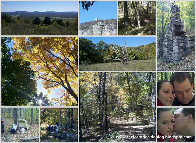 Camping Weekend at Mohonk Mountain Reserve