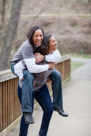 Nicole and Minnettia's Engagement photography by Mathy Shoots People25