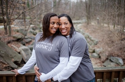 Nicole and Minnettia's Engagement photography by Mathy Shoots People26