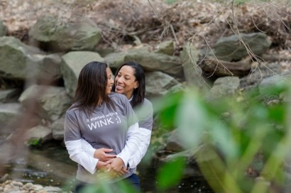 Nicole and Minnettia's Engagement photography by Mathy Shoots People28