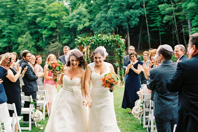 Elena And Lindsey's Catskill Resort Wedding