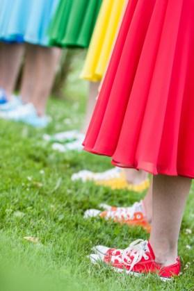 rainbow-bridesmaid-dresses
