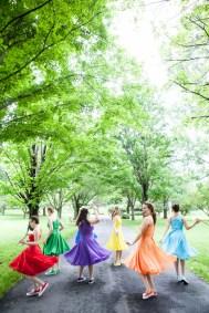 rainbow-colored-bridesmaid-dresses