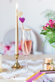 heart-shaped-drink-stirrers-champagne-laura-kelly-photography