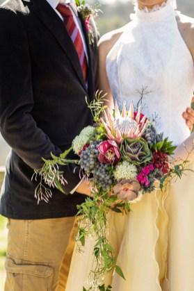 protea-and-succulent-bouquet